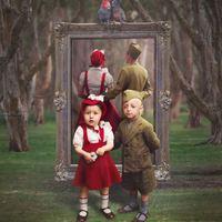 Régi fotók különleges újragondolása - Jane Long