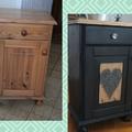 A bútor festéssel csodálatos dolgokat lehet alkotni