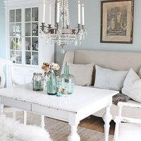 Ha romantikus vagy rendezd be a lakásodat shabby chic stílusban