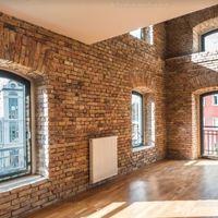 Budapest szép loft lakásai a Gizella malomban