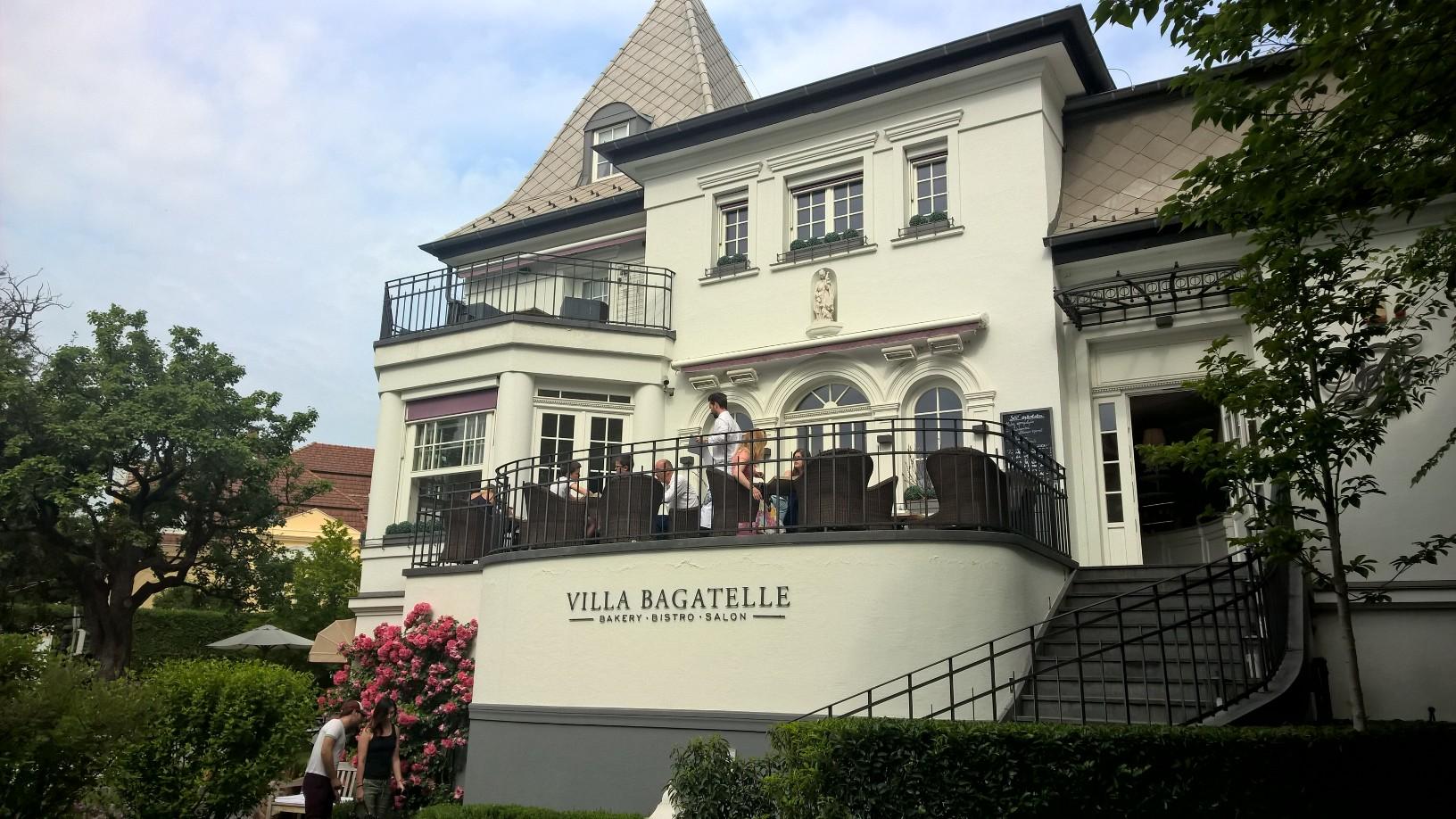 Reggelizz a Villa Bagatelle-ben!