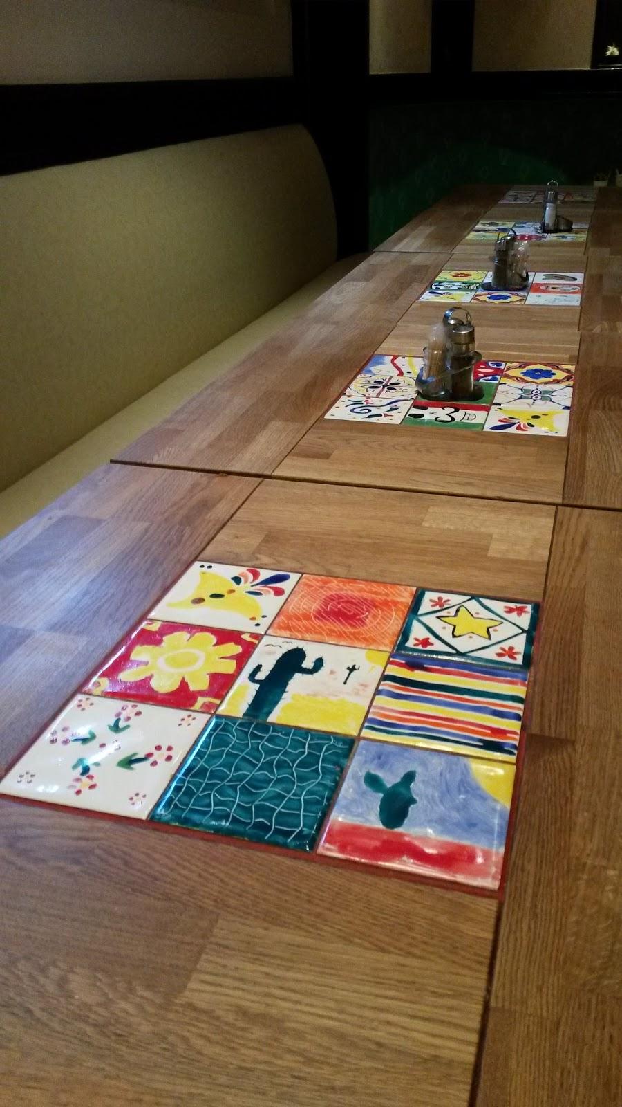 Enchilada és lakberendezés