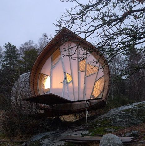 Amikor a modern építészet kreatív II.