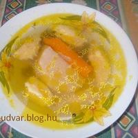 A tyúk és a leves