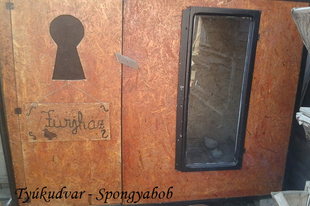 Spongyabob kockanadrág fürj óla - blogja!