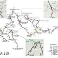 Mátra 115 - azaz 124 km