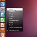 Unity Google Launcher: Google szolgáltatások az indítópultban .: