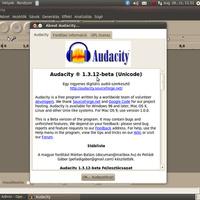 Audacity telepítése Ubuntu 10.04 alatt .: