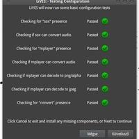 LiVES 1.3.10 professzionális videószerkesztő alkalmazás telepítése ubuntu 10.04 alatt .: