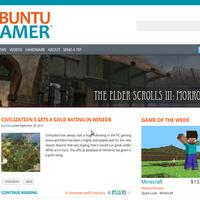 Ubuntu Gamer: Ubuntura telepíthető játékokal foglalkozó weboldal .:
