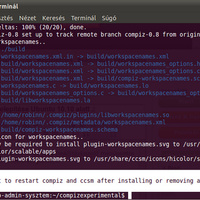 Compiz 0.8.x kisérleti kiegészítők illetve beépülők telepítése Ubuntu 10.10 alatt .: