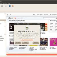 Megjelent a Rhythmbox 0.13.1 verziója .: