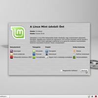 Linux Mint 11 Katya (Tesztelve!): Probáltad már?