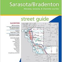 ;BETTER; Rand McNally Sarasota / Bradenton Street Guide: Manatee, Sarasota, & Charlotte Counties (Rand McNally Streetfinder). markers nuevas breaking large American
