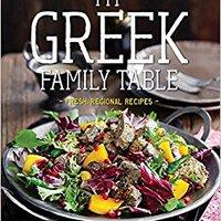 \ZIP\ My Greek Family Table: Fresh, Regional Recipes. purchase MODIFY Vivian Every folletos