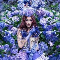 Nők a kertben - fotóválogatás a titkok kertjéből