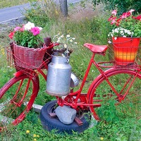 Herba bringa - így pimpeld fel a használaton kívüli bicódat!