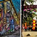Christiania - a zöld lámpás negyed