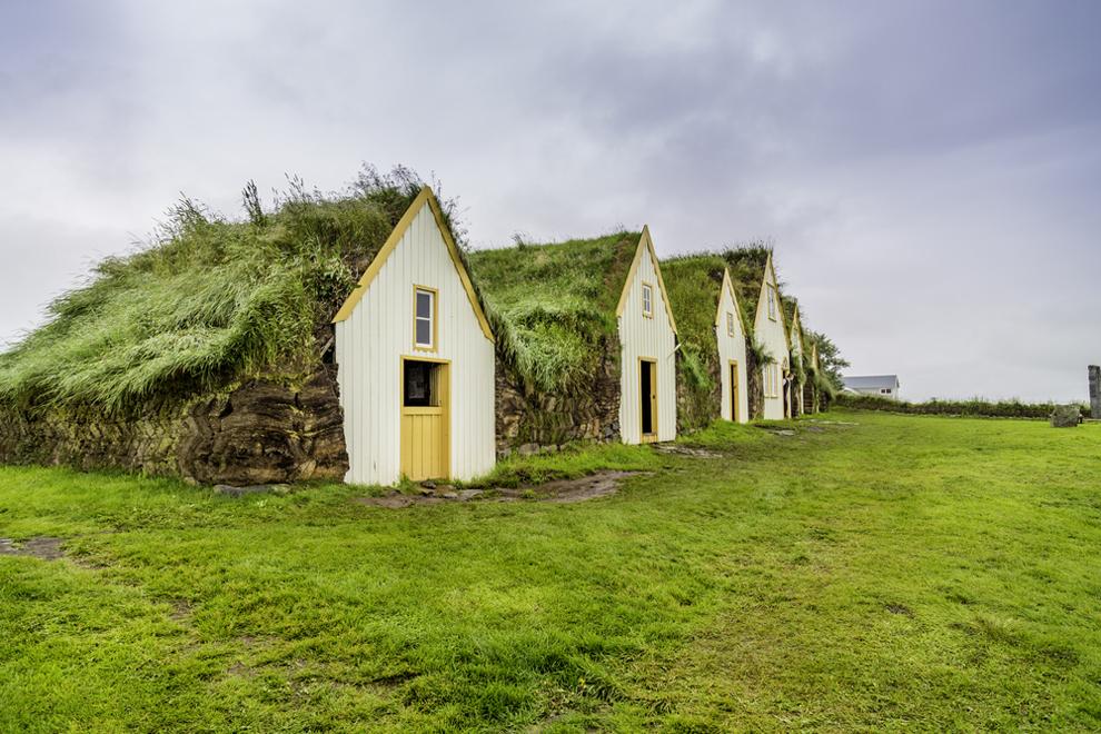 Izlandi gyepházikók - A 7 törpe is megirigyelné!
