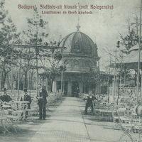 Megtaláltuk a lebontottnak hitt eredeti Feszl-pavilont