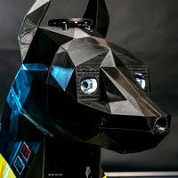 Ijesztő szemű robotkutyát fejlesztettek