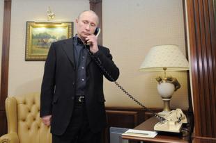 Putin elismerte: nincs okostelefonja