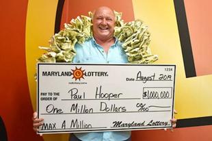 Zsinórban 5-10 000, majd egymillió dollárt nyert kaparós jeggyel