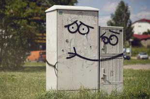 A szerethető köztéri vandalizmus