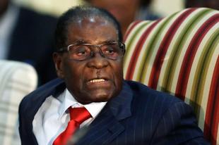 Meghalt Robert Mugabe