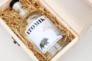 Atomik Vodka: az első ital Csernobilból