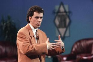 20 éve ma: Friderikusz, APEH, SZDSZ, tömegverekedés baseball ütővel