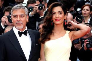 George Clooney a lehető legszebbet mondta feleségéről