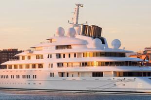 A 10 legnagyobb jacht a világon
