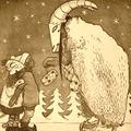 A Mikulás esete a kecskékkel