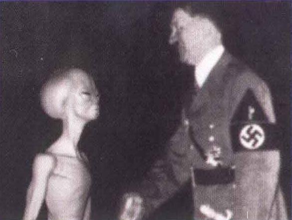 A Harmadik Birodalom és az UFO-k