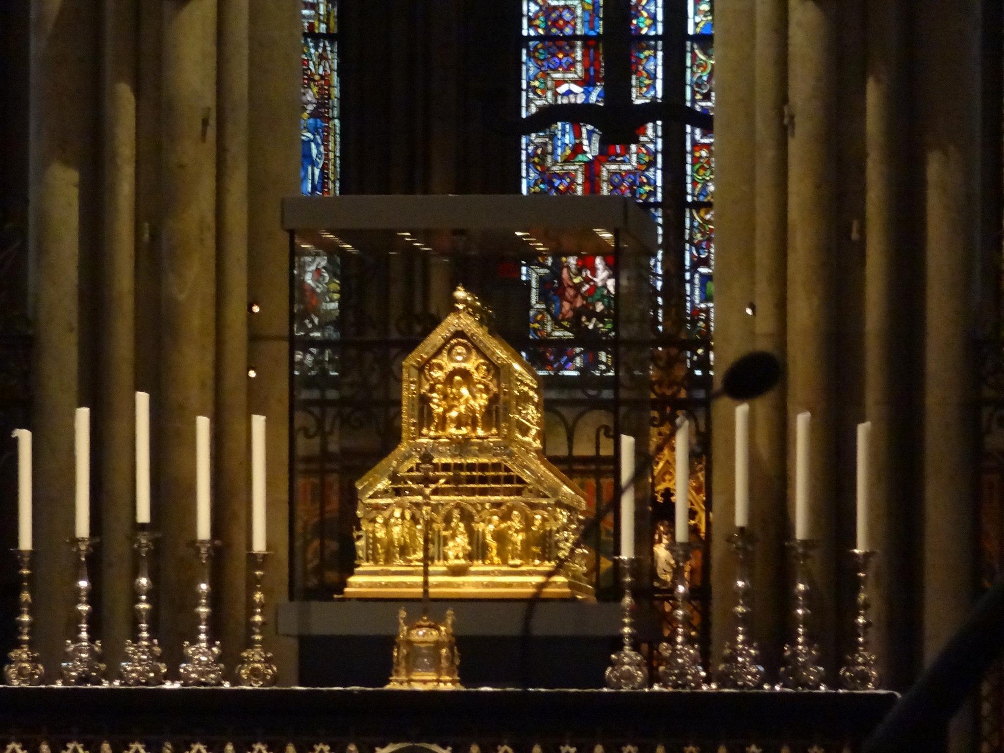 Három királyok szentélye Kölnben
