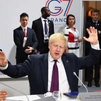 Boris Johnson európai körútja és a G7 csúcs