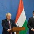 Miért látogatott Budapestre a brit külügyminiszter? - Boris Johnson látogatása és May miniszterelnök