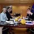 Theresa May kétfrontos háborúja a mérsékelt Brexitért