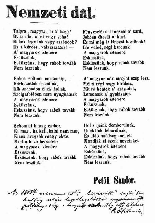 Nemzeti dal - Ukulele Magyarország