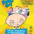 Steven Callaghan: Family Guy – Stewie kézikönyve a világuralomhoz (Hompoth Erika írása)