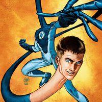 Karakterevolúció: Reed Richards