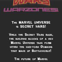 Secret Wars – Háborús zónák!