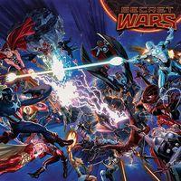 Secret Wars – Feltárul a Csatavilág!