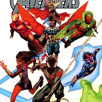 FCBD: The All-New, All-Different Avengers