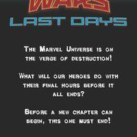 Secret Wars – Az utolsó napok