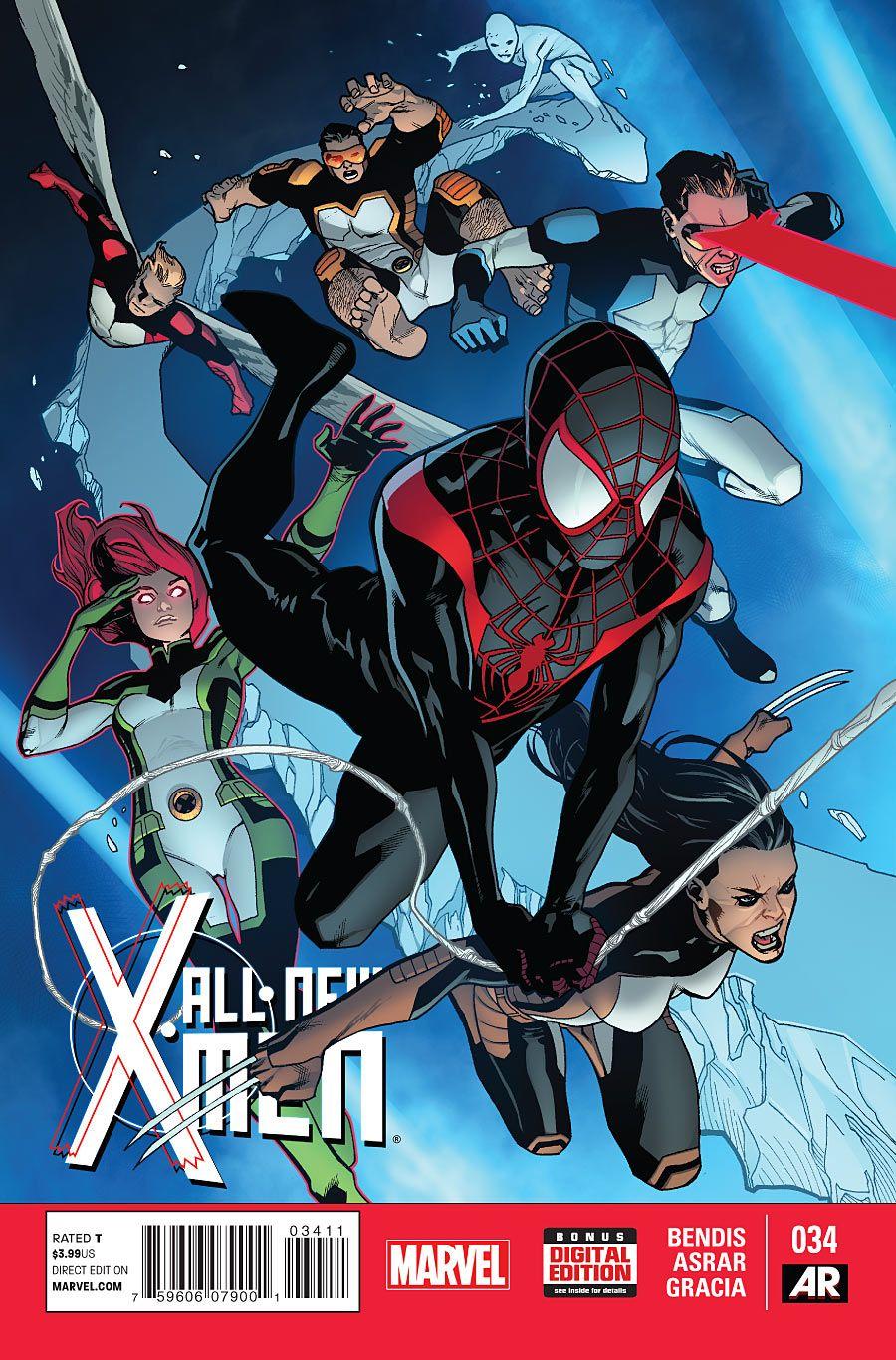 All-New X-Men #34