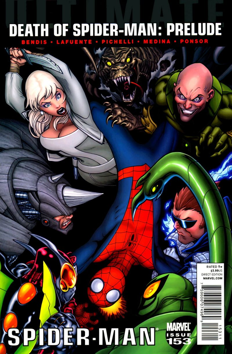 Ultimate Spider-Man #153
