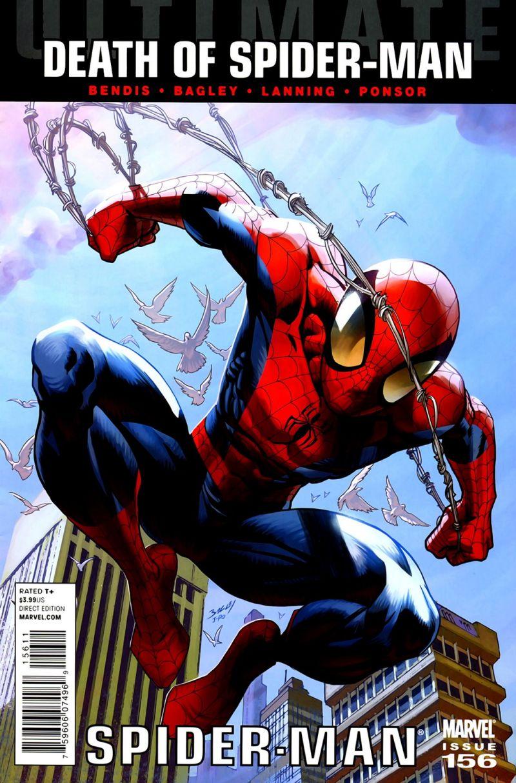 Ultimate Spider-Man #156
