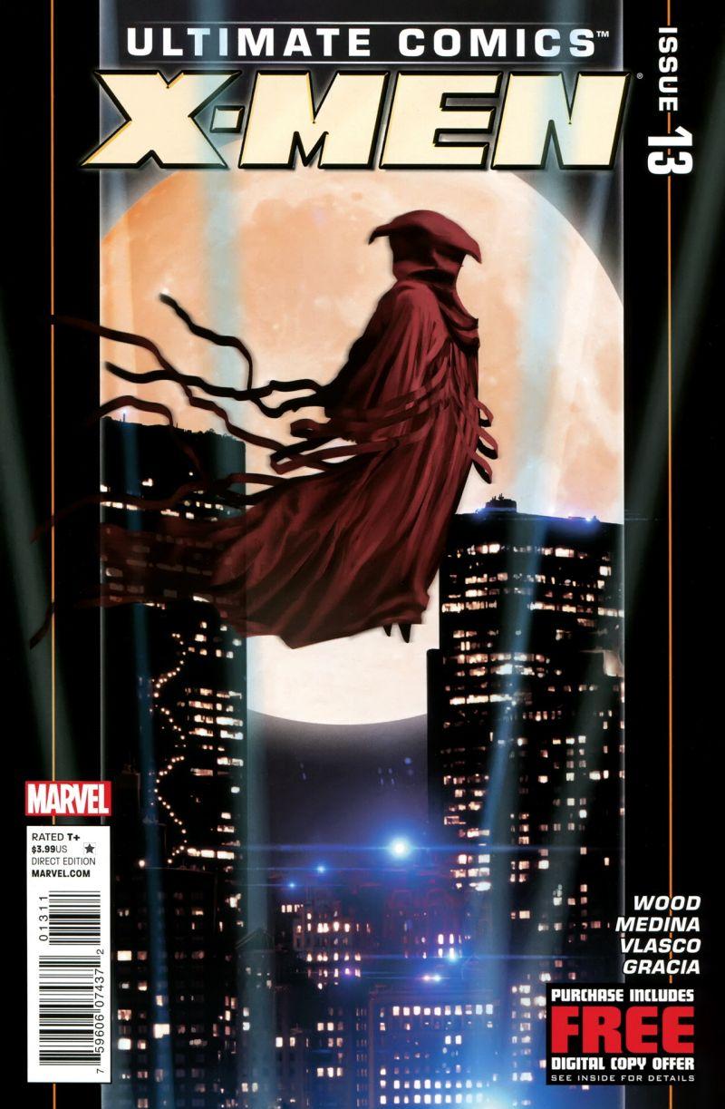Ultimate Comics: X-Men – Divided We Fall